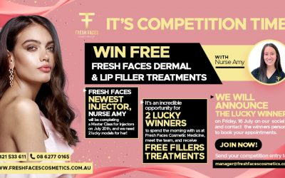 Fresh Faces FREE Fillers Competition