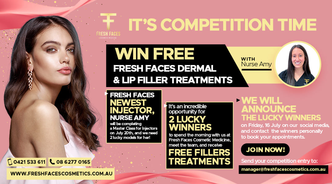 Fresh Faces Competition